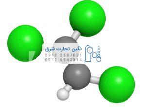 ساختار مولکولی تری کلرواتیلن