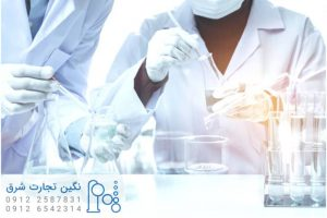 متیلن کلراید در آزمایشگاه