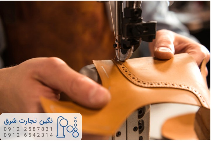 استون در صنعت کفش