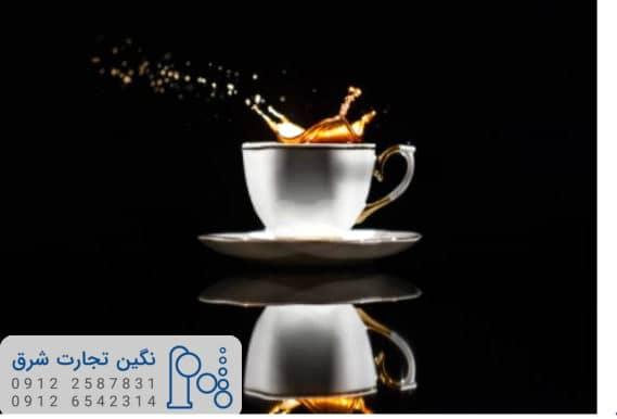 کاربرد تری کلرواتیلن در چای